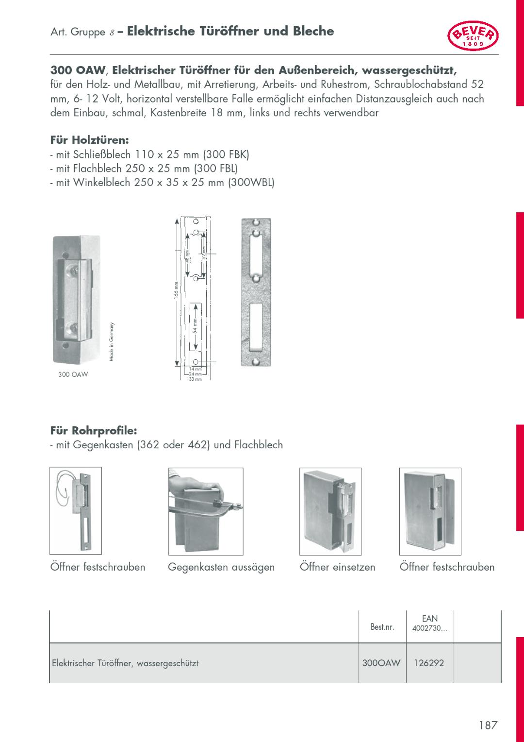 SN-TEC Vorreiber Gusseisen verzinkt schwere Ausf/ührung mit 16mm Aufschlag 10 Mengenauswahl m/öglich